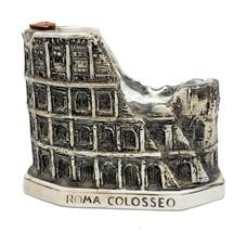 1968 Barsottini Vino Rosso Decanter Roma Colosseo Colosseum Rome Porcela... - $123.74