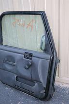97-06 Chrysler Jeep Wrangler TJ Full Door Left Driver Florida CAR NO RUST image 10