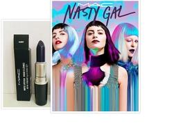 MAC Nasty Gal Collection Matte Lipstick - GUNNER (deep purple)  Limited Edition - $20.00