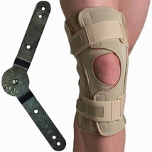 Thermoskin Hinged Knee Wrap Range of Motion ROM User Convenience Fit And Comfort - $99.90+