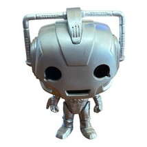 Funko Pop! Television Loose Doctor Who CYBERMAN #224 BBC Dr. Who Vinyl F... - $18.80