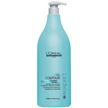 L'Oreal Professionnel Serie Expert Curl Contour Shampoo 1500ml and Pump - $159.08