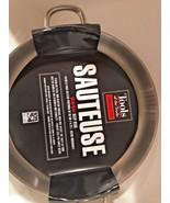 """TOOLS OF THE TRADE SAUTEUSE 12"""" DEEP DISH 5 QUART OPEN SAUTÉ STAINLESS S... - $29.59"""