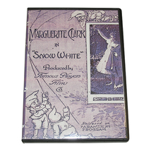 Snow White DVD Marguerite Clark Famous Players Film Original. 1916 silen... - $19.99