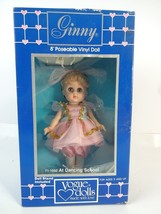 Vintage 1986 New Vogue Doll Ginny At Dancing School #71-1050 Doll in Tut... - $26.45