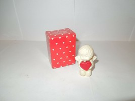 EUC Avon Lil Cupid Potpourri Fragrance Mini Pomander Box Dated 1982, #365 - $4.95
