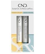 CND Essentials Care Pens DUO RESCUERXX & SOLAR OIL Treatment  - $28.80