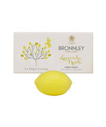 Bronnley England Citrus Soap Lemon & Neroli 3 x 3.3oz - $35.00