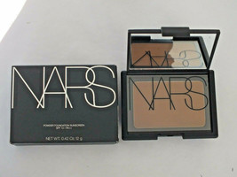 Nars Powder Foundation Spf 12 All Skin Types - Jamaica 6109 - 0.42 Oz FS- Nib - $12.86