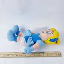 Disney Store Cinderella Toddler Baby Plush blue dress #t11 image 3