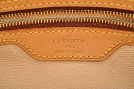 LOUIS VUITTON Monogram Bucket PM Shoulder Bag M42238 LV Auth sa2271 **Sticky image 11