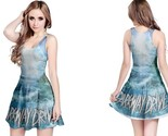 Parkway drive waves reversible dress for women thumb155 crop