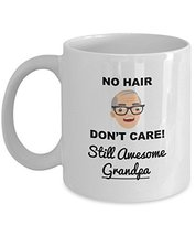 No Hair Don't Care White and Black (11oz, White) - £10.68 GBP