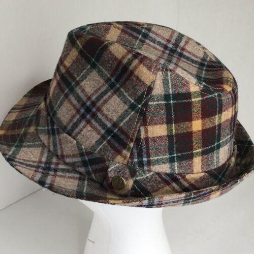 86e1d60cb73bd2 Vintage Pendleton Wool Fedora Hat Brown, and 16 similar items