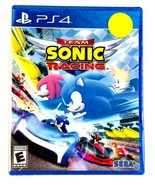Team Sonic Racing PS4 PlayStation 4 NEW FACTORY SEALED - $23.75