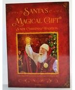 Santa's Magical Gift set 2016 Larry Hersberger audio wish book magic box  - $47.77