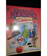 Relevant Reading evaluating today's issues middle school critical thinki... - $9.99