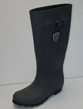 Kamik 1898 Gray Rubber Rain Boots Size 8 - $59.39