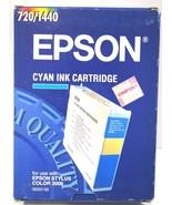 Brand New Epson Genuine S020122 Yellow Ink Cartridge Color 3000/Pro 5000  - $13.09