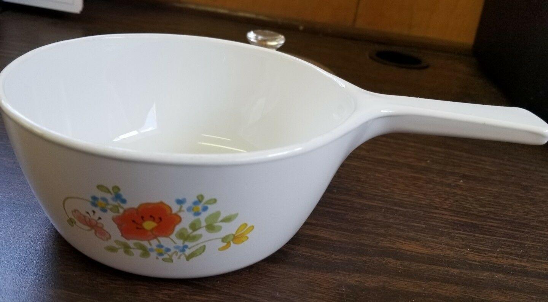 Vintage Corningware ~ Wildflower Pattern ~ One (1) Pint Pan ~ P-81-B - $27.72