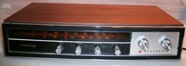 Panasonic receiver RE-7671, near mint. works perfect, uses PLUG IN SPEAKERS - $85.00