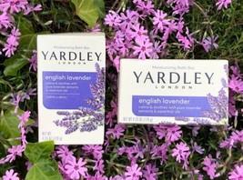 Yardley Soap English Lavender (2 Bars) - $10.84