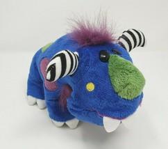 """8 """" GANZ Webkinz Minuit Monster Bleu Animal en Peluche Jouet HM412 Non Code - $23.01"""