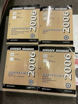 2006 Chevy Silverado Sierra Denali Service Shop Repair Manual Set W Sale... - $435.55
