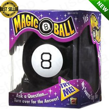 Mattel The ORIGINAL Magic 8 Ball Fortune Teller Kids Children Fun Game T... - $10.99