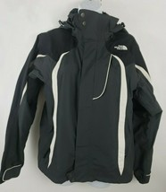 The North Face Women's Grey Black Hyvent Nylon Jacket Size S - $67.31