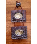 Western Theme Dual/Duo Wall Hanging Photo Frame - $13.99