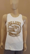 No Limit Records White Tank Top Master P  Old School Hip Hop Free Shipping - $17.99+