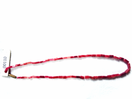 Ruby necklace - $99.00