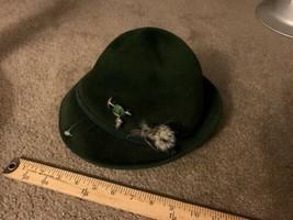 Vintage Anton Pichler Hat Graz Fedora / Alpine Bavarian Tyrolean October... - $74.25