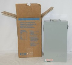 Eaton BR24L125RP Outdoor Main Lug 125 Amp 2 Spaces 4 Circuits image 1