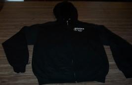 PIXIES 2005 NORTH AMERICAN TOUR HOODIE HOODED Sweatshirt MEDIUM NEW - $49.50