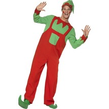 Large Adult's Workshop Elf Costume - $38.89