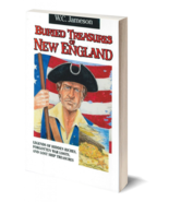 Buried Treasures of New England ~ Lost & Buried Treasure - $11.95