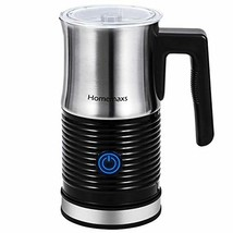 Milk Frother, Homemaxs 2019 Upgarded Electric Milk Frother & Warmer with - $55.62 CAD