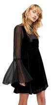 NWT Free People Counting Stars Mini Dress Sz XS - $119.99