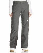 Spyder Women's Winner Tailored Fit Pant, Ski Snowboard, Size XS Inseam L... - $69.00