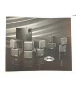 Vintage Bose Acoustimass 10 Home Theater Speaker System Black New in box - $974.95
