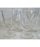 Duncan Miller Canterbury Water Goblet set of 4 - $40.48