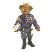 "Boyds Shoe Box Bear ""Prince Bearycharming""  5"" Bear- #3241-  1E- Retired - $24.99"