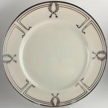 Lenox Belleek L103 Dinner plate / Silver overlay - $60.00