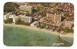 Hawaii Honolulu Waikiki Beach Hotels Moana Biltmore Princess Kaiulani Su... - $7.50