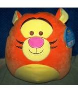 "Squishmallows Disney Winnie the Pooh TIGGER 14""H NWT - $38.50"