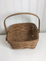 Vintage Longaberger Berry Basket 1985 24003 - $22.76