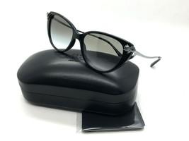 Coach Clear Green Gradient Cat Eye Ladies Sunglasses HC8242B 50028E 55 - $87.27