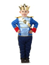 Princess Paradise Boys' Charming Prince Costume, As Shown, 6-12 Months - $55.37